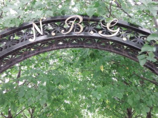 The Entrance to Narrows Botanical garden