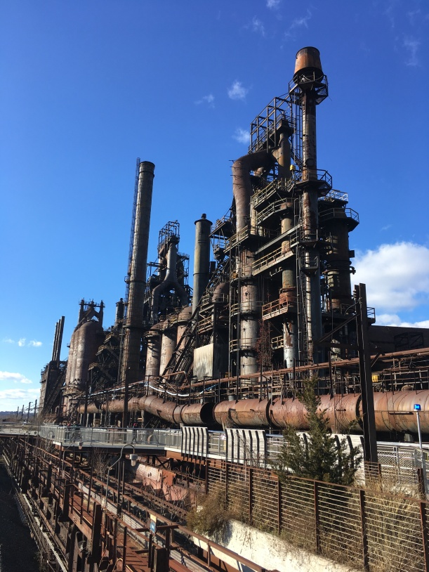 Bethlehem Steel Stacks